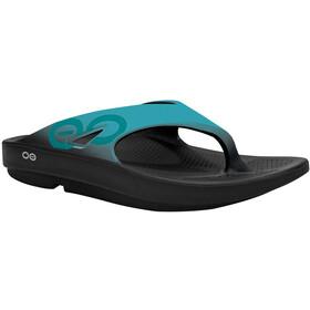 OOFOS Ooriginal Sport Sandały Kobiety, aqua